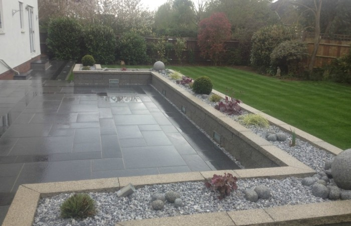 The Granite Garden